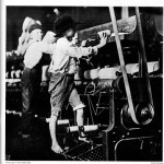 Victorian Children At Work Factory