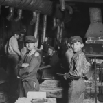 Victorian Children at work-Factory1