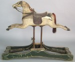 Victorian Toys and Games - Rocking Horse
