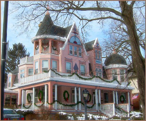 Victorian houses pictures
